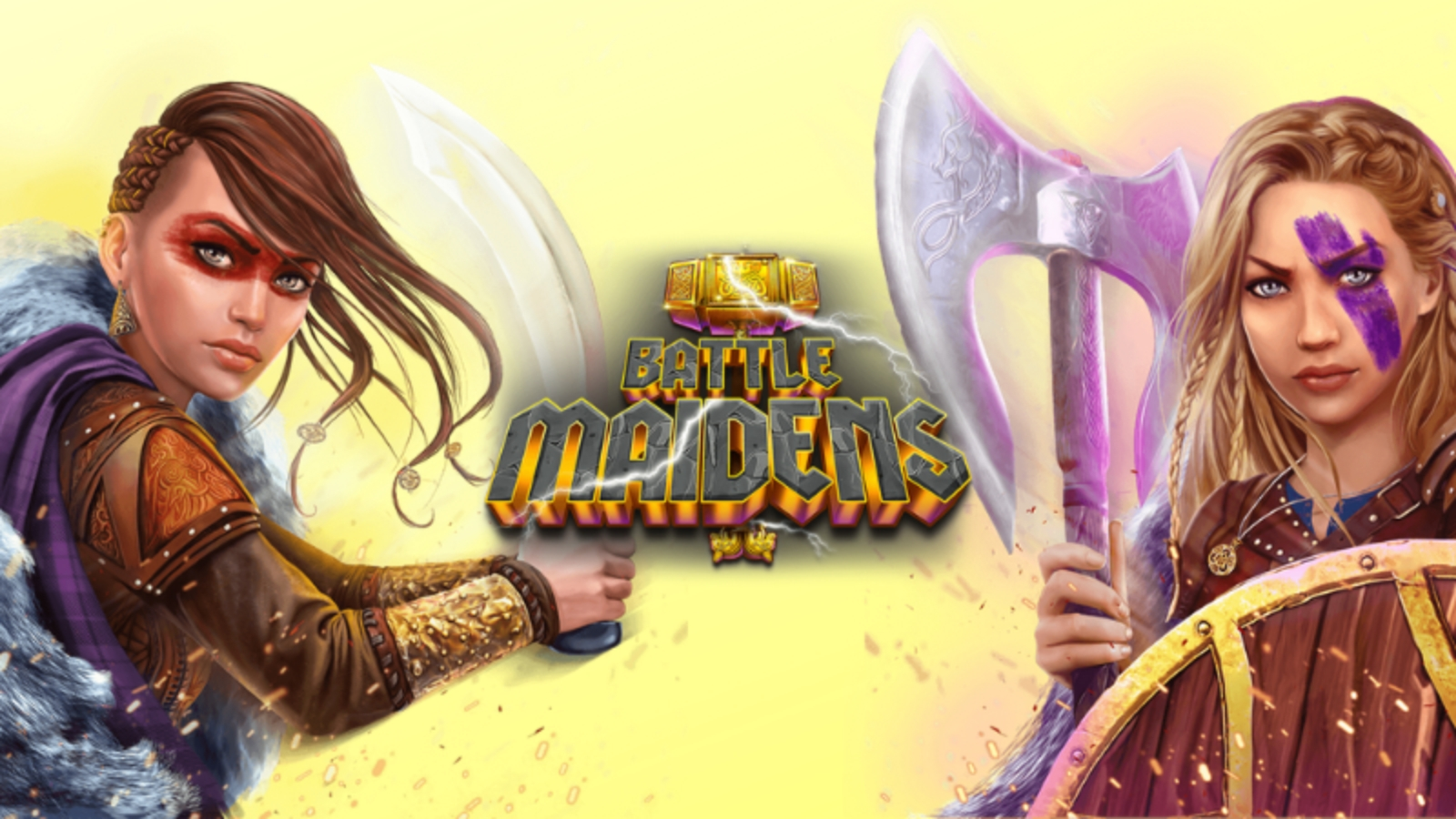 Se Battle Maidens Online Slot Demo Game, 1x2 Gaming