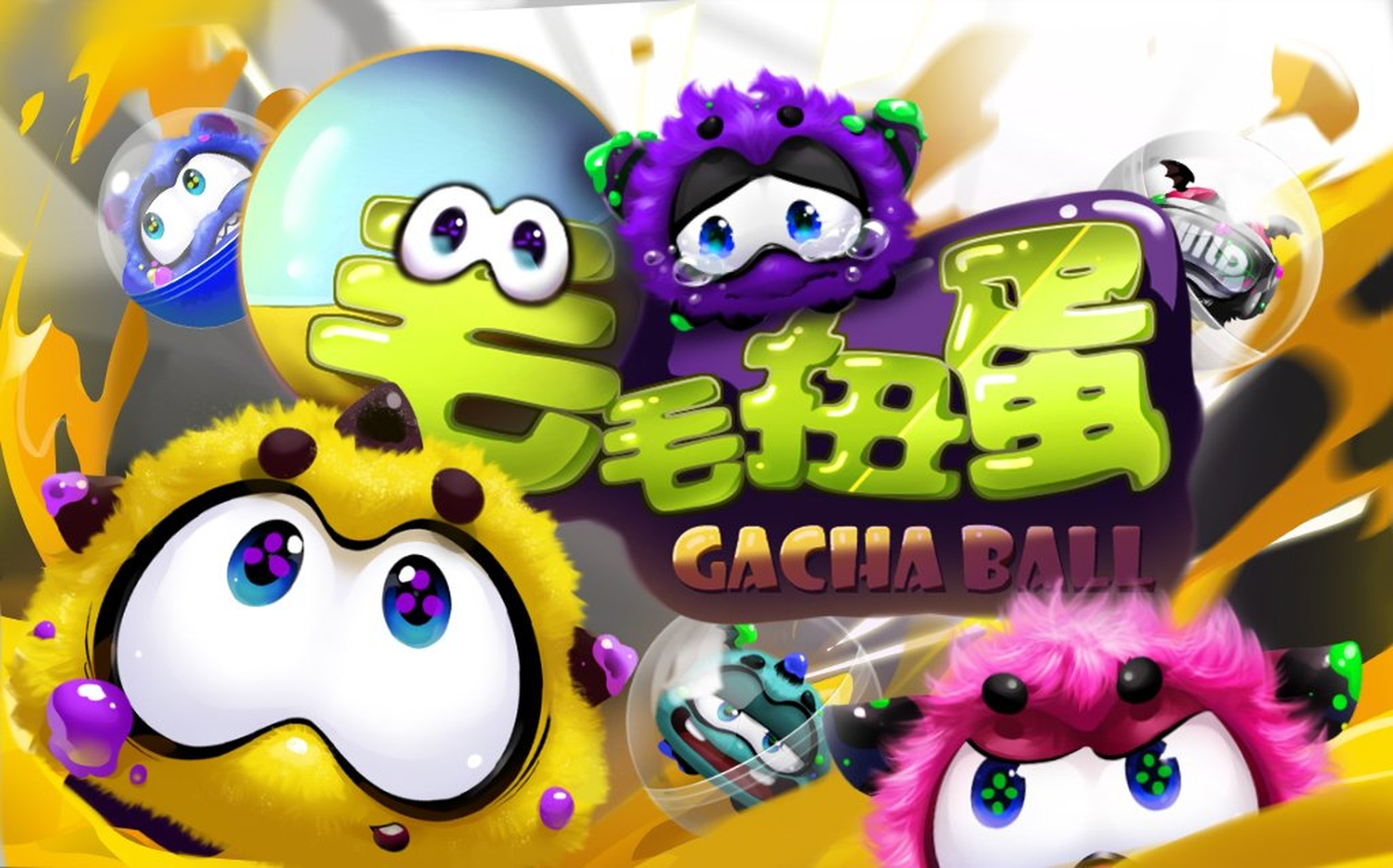 Se Gacha Ball Online Slot Demo Game, AllWaySpin