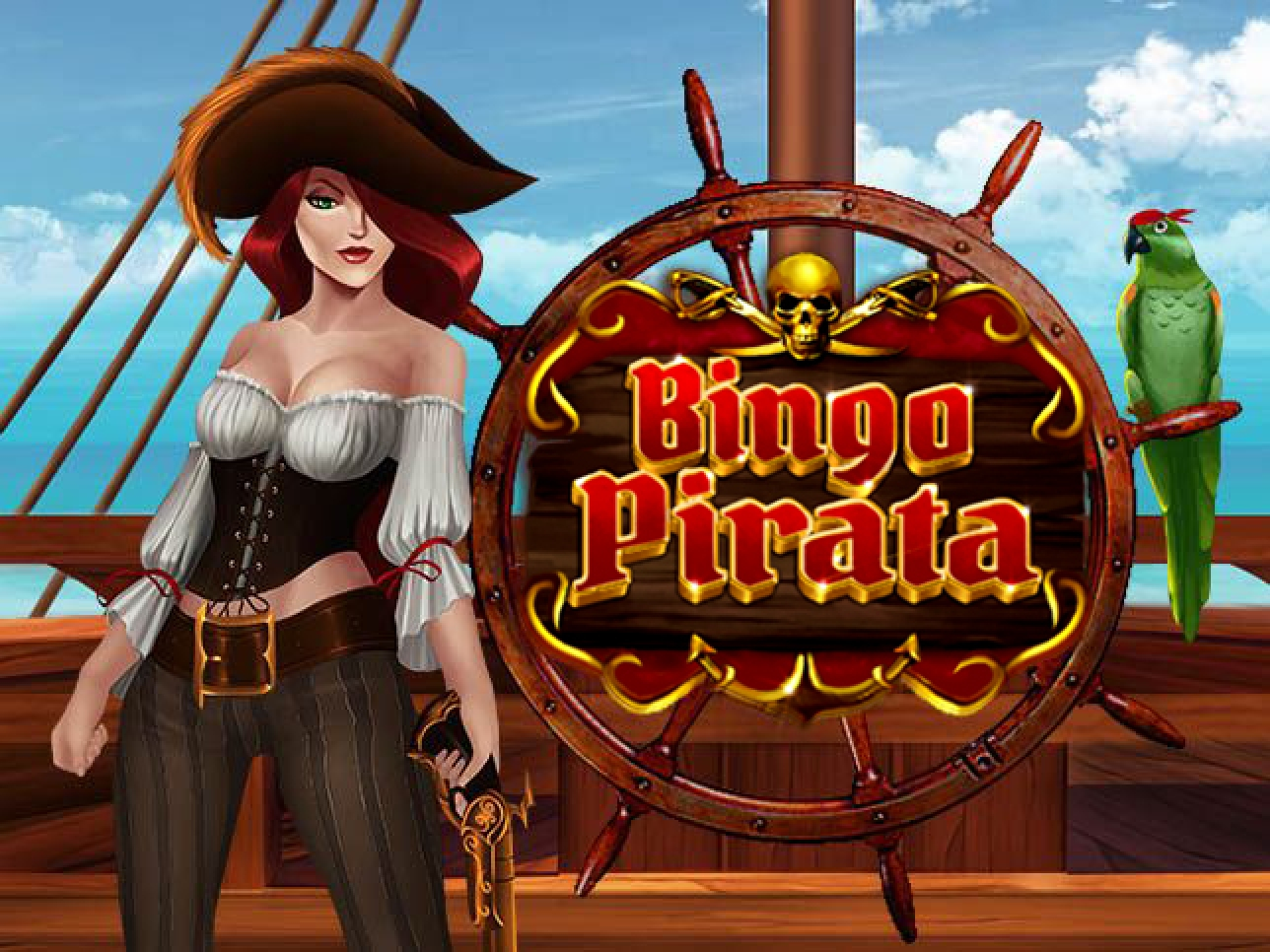 Se Bingo Pirata Online Slot Demo Game, Caleta Gaming