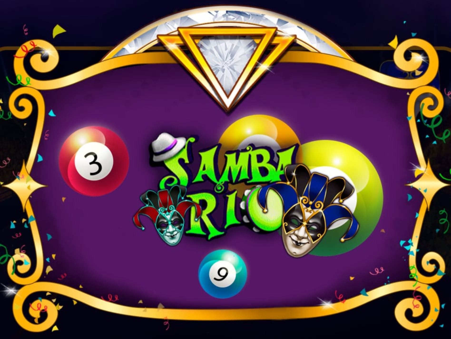 Se Bingo Samba Rio Online Slot Demo Game, Caleta Gaming