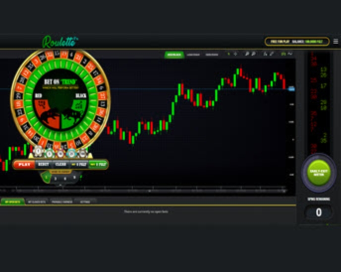 Se Roulette FX Online Slot Demo Game, Candle Bets