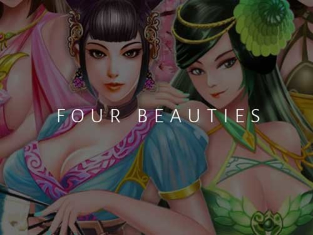 Se Four Beauties (D-Tech) Online Slot Demo Game, D-Tech
