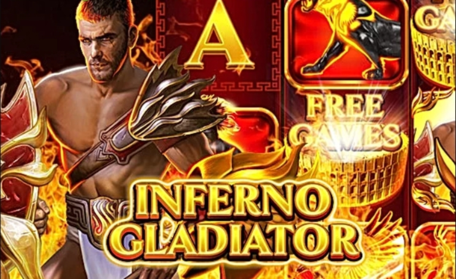 Se Inferno Gladiator Online Slot Demo Game, GONG Gaming Technologies