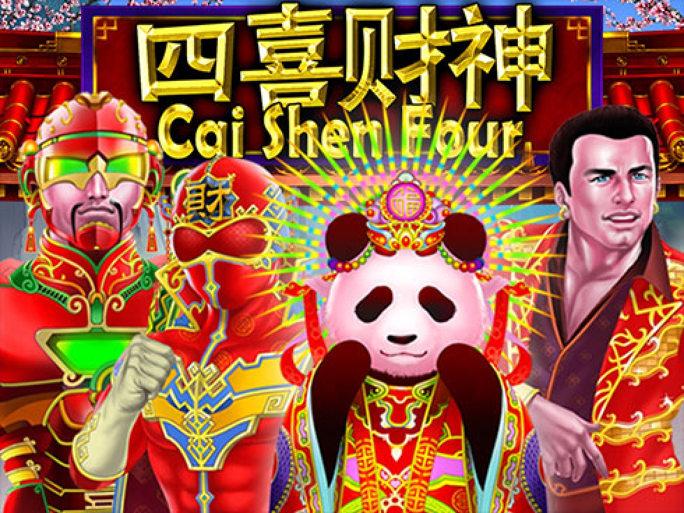 Se Cai Shen Four Online Slot Demo Game, Gamatron