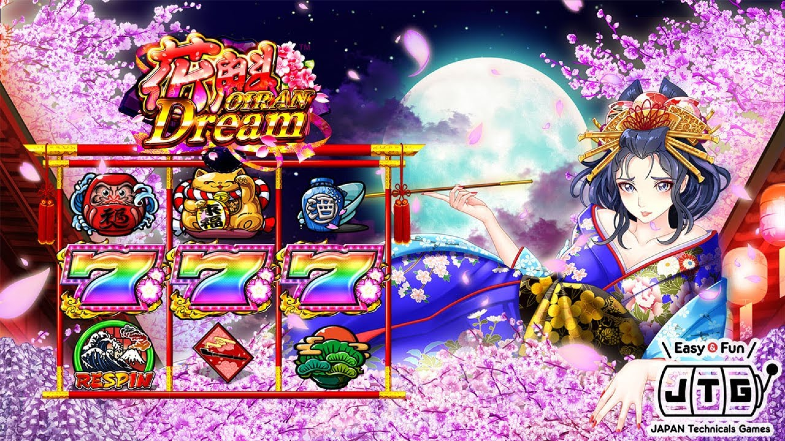Se Oiran Dream Online Slot Demo Game, JTG