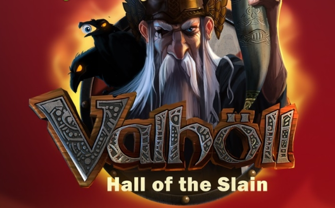 Se Valhôll Hall of The Slain Online Slot Demo Game, Lady Luck Games