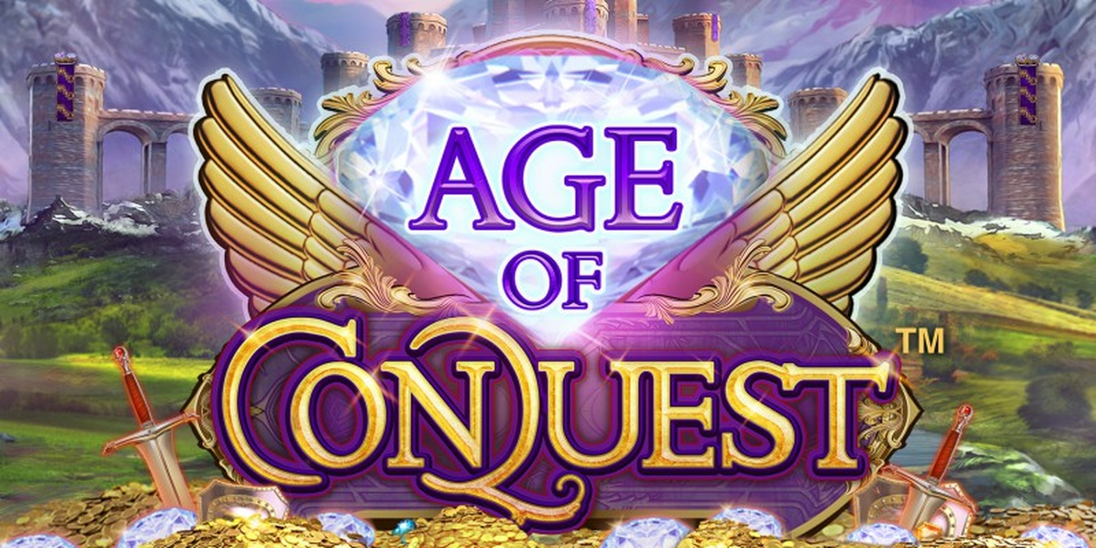 Se Age of Conquest Online Slot Demo Game, Neon Valley Studios