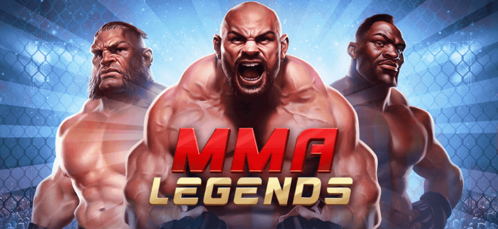 Se MMA Legends Online Slot Demo Game, NetGame