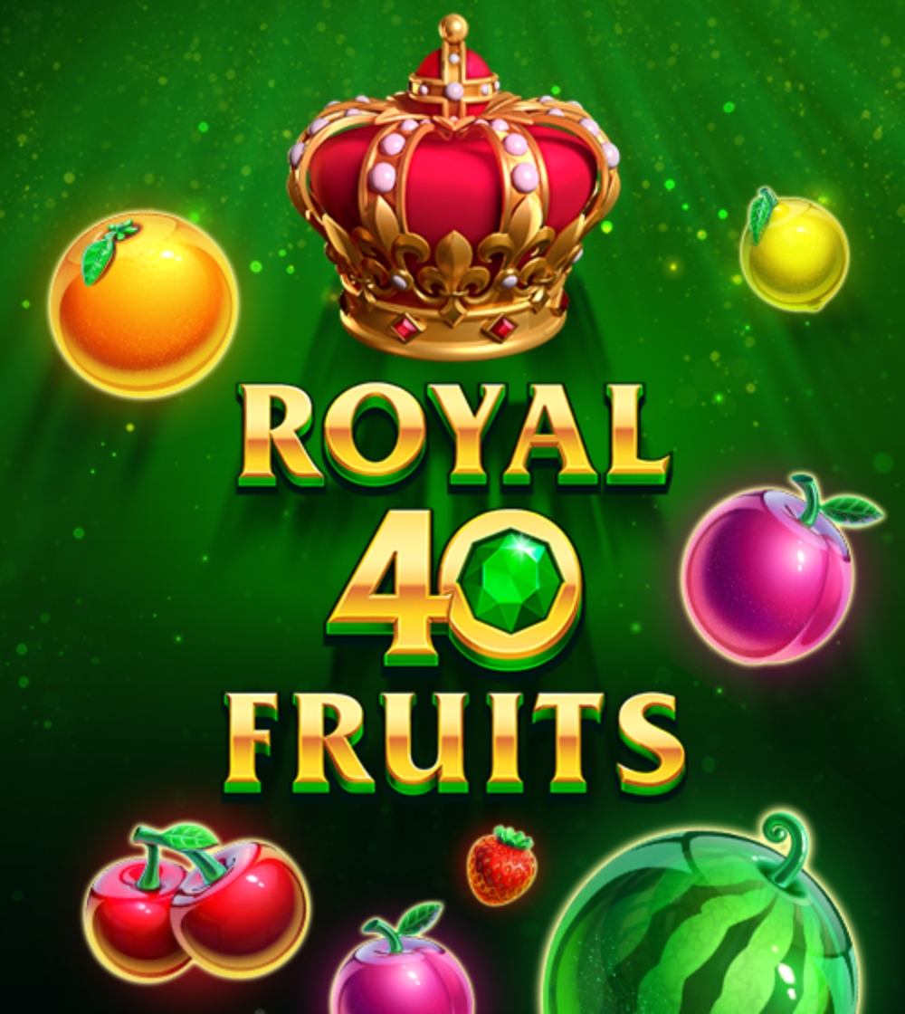 Se Royal Fruits 40 Online Slot Demo Game, NetGame