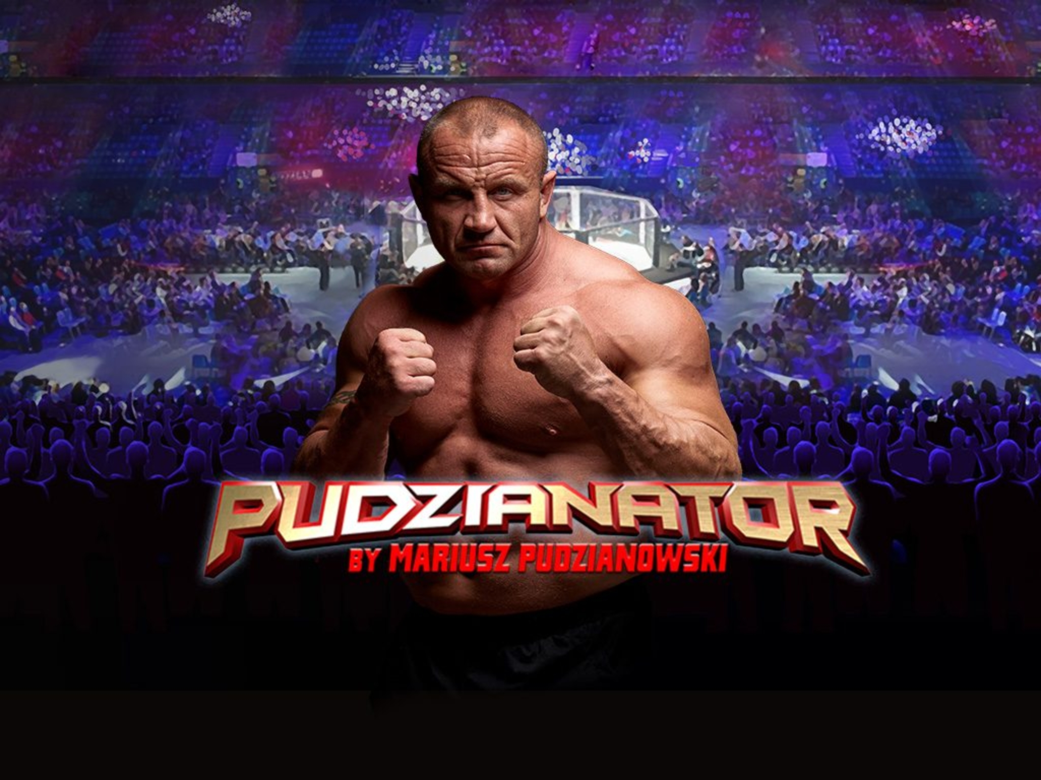 Se Pudzianator Online Slot Demo Game, Promatic Games