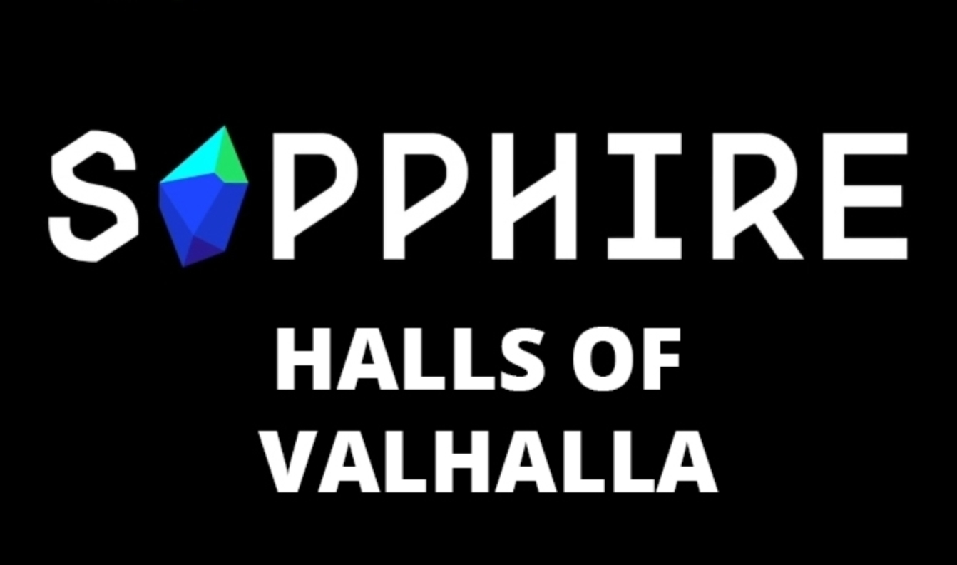 Se Halls of Valhalla Online Slot Demo Game, Sapphire Gaming