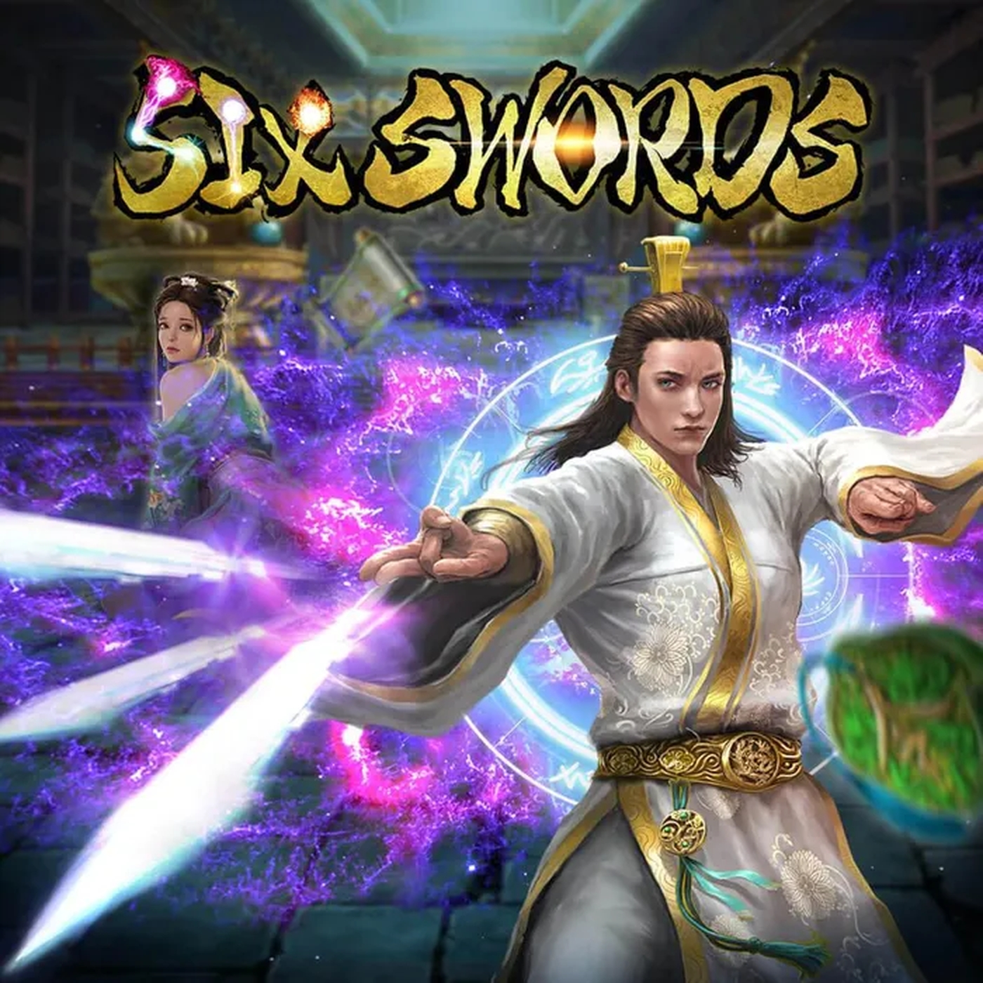 Se Six Swords Online Slot Demo Game, SimplePlay