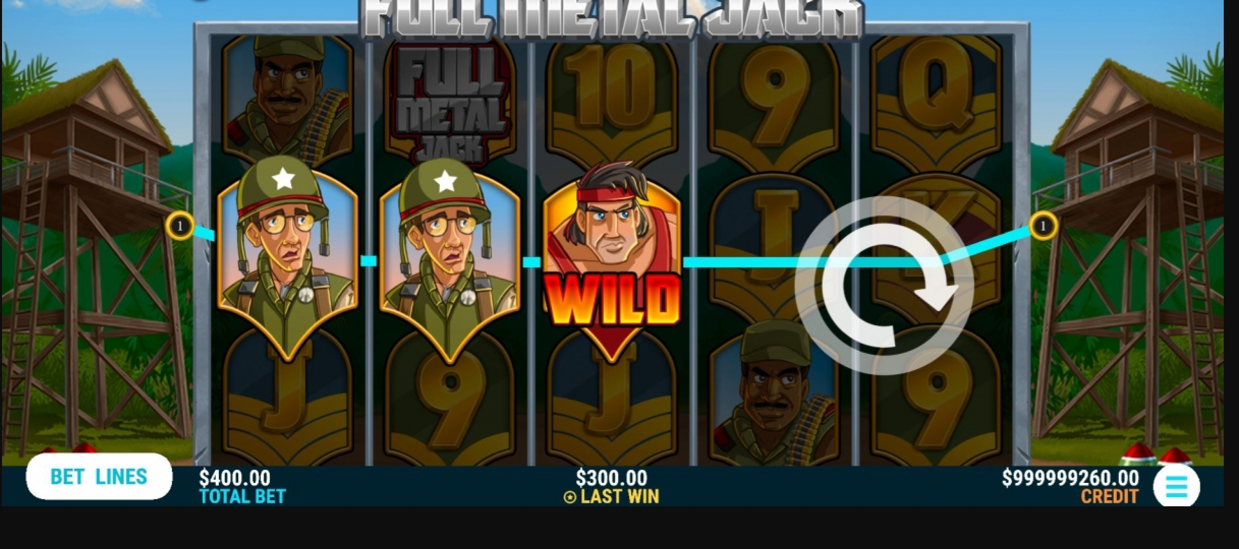 Se Full Metal Jack Online Slot Demo Game, Slot Factory