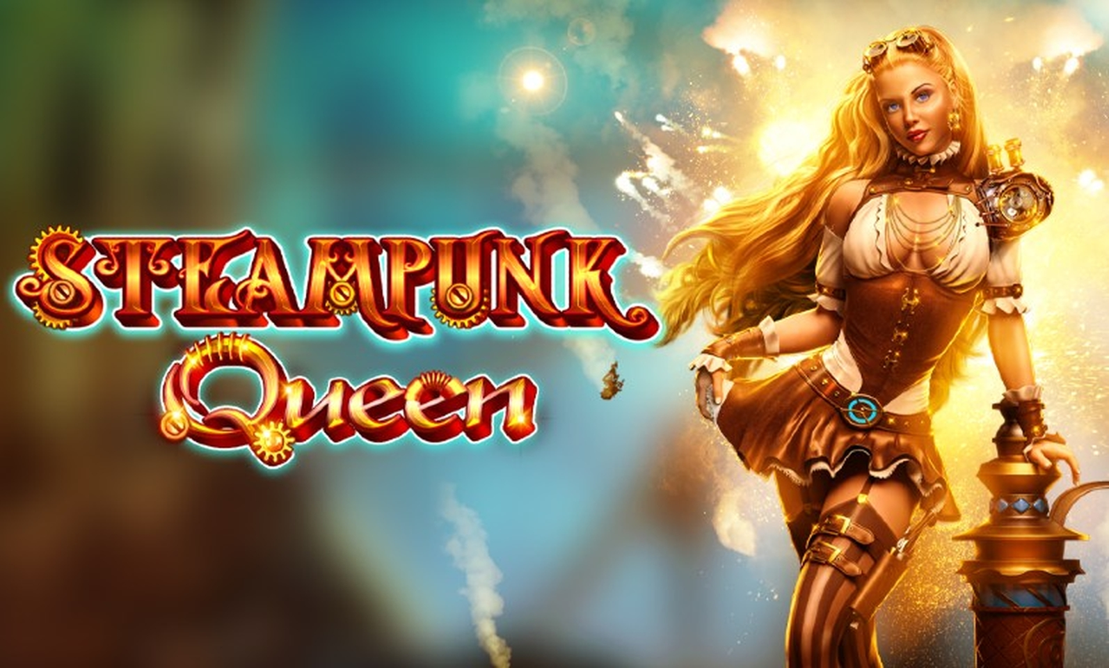 Se Steampunk Queen Online Slot Demo Game, SlotVision