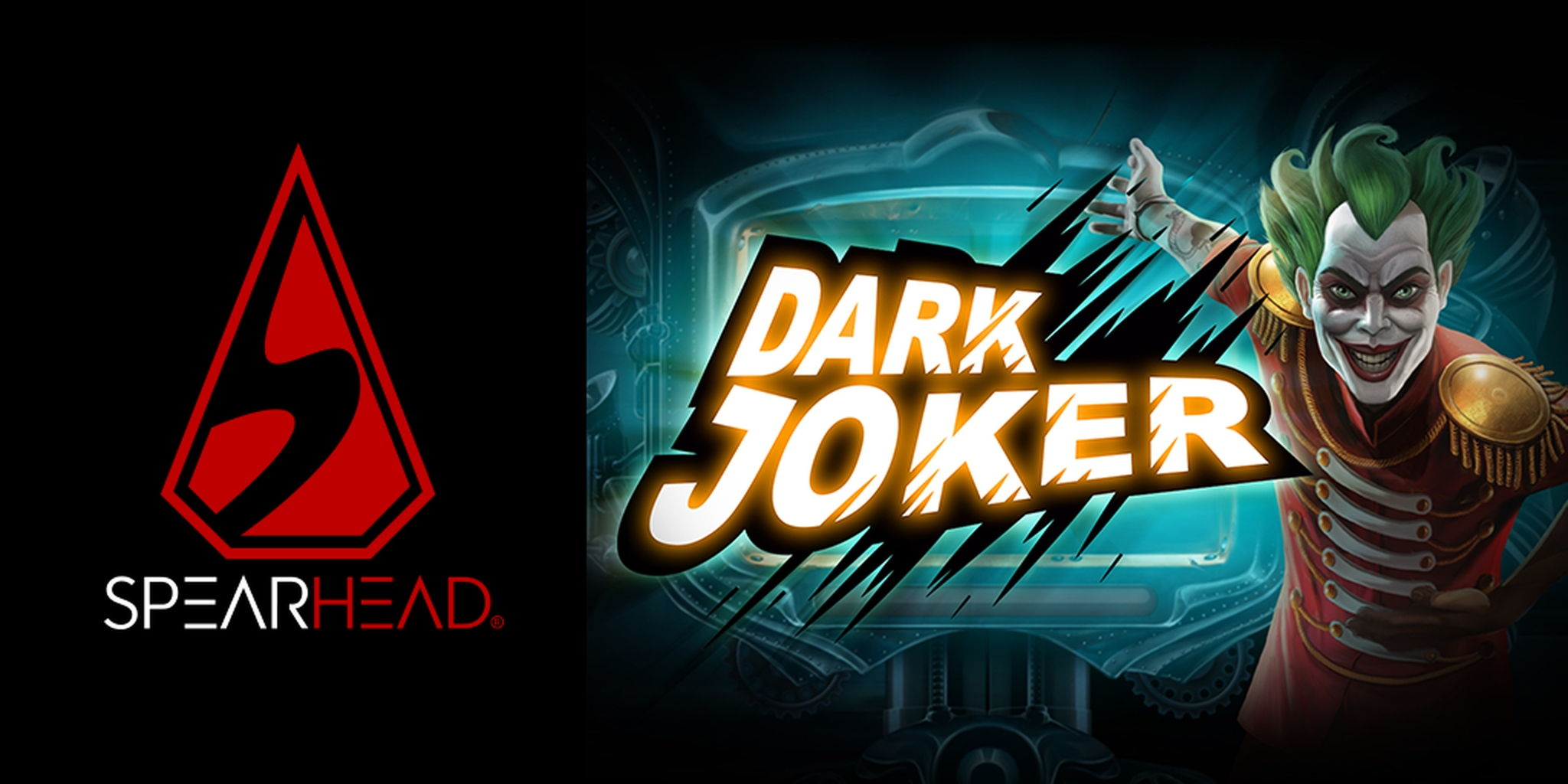 Se Dark Joker (Spearhead Studios) Online Slot Demo Game, Spearhead Studios