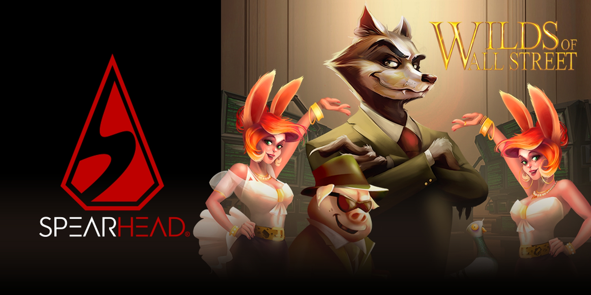 Se Wilds of Wall Street Online Slot Demo Game, Spearhead Studios