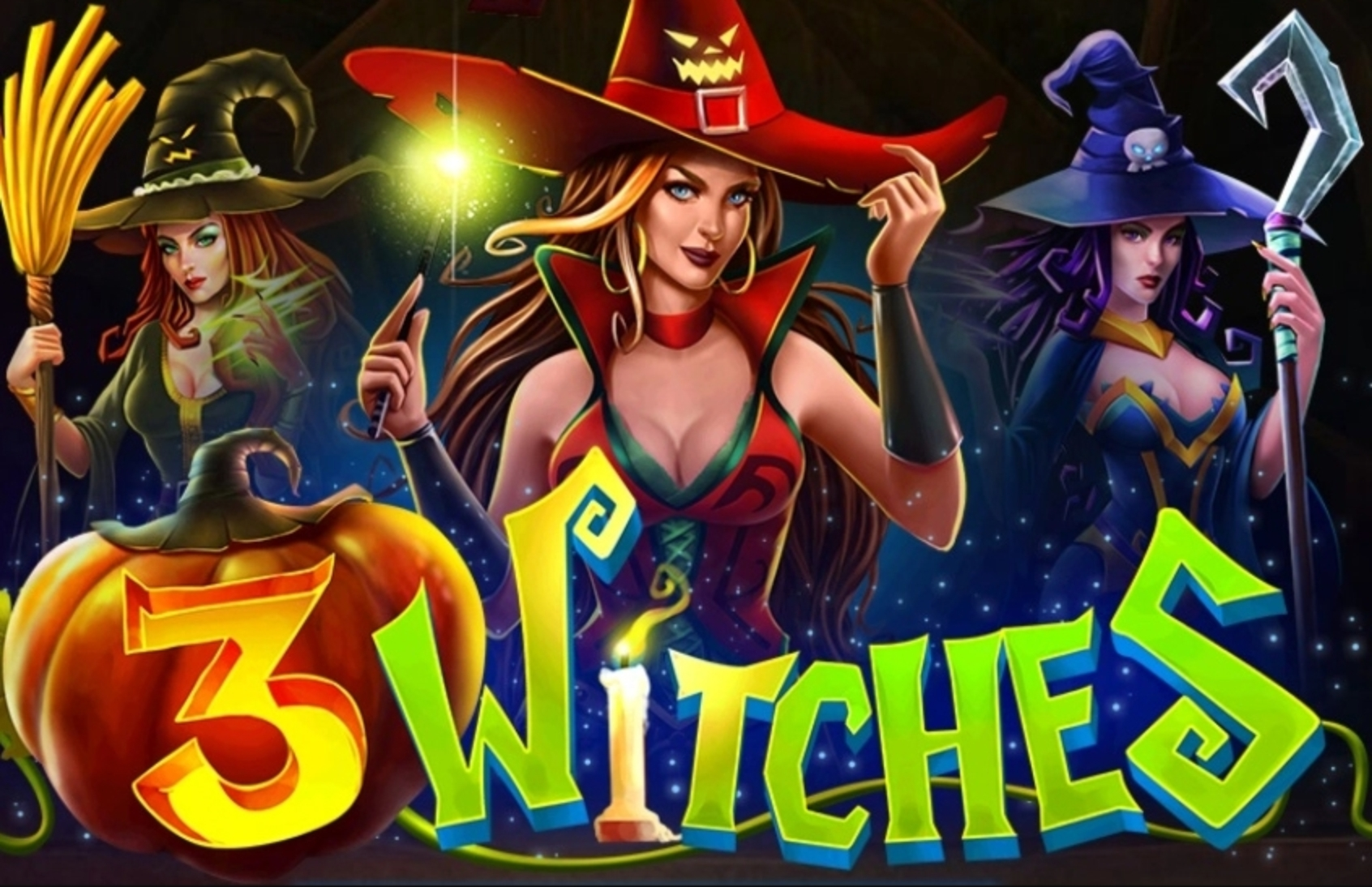 Se 3 Witches Online Slot Demo Game, The Stars Group