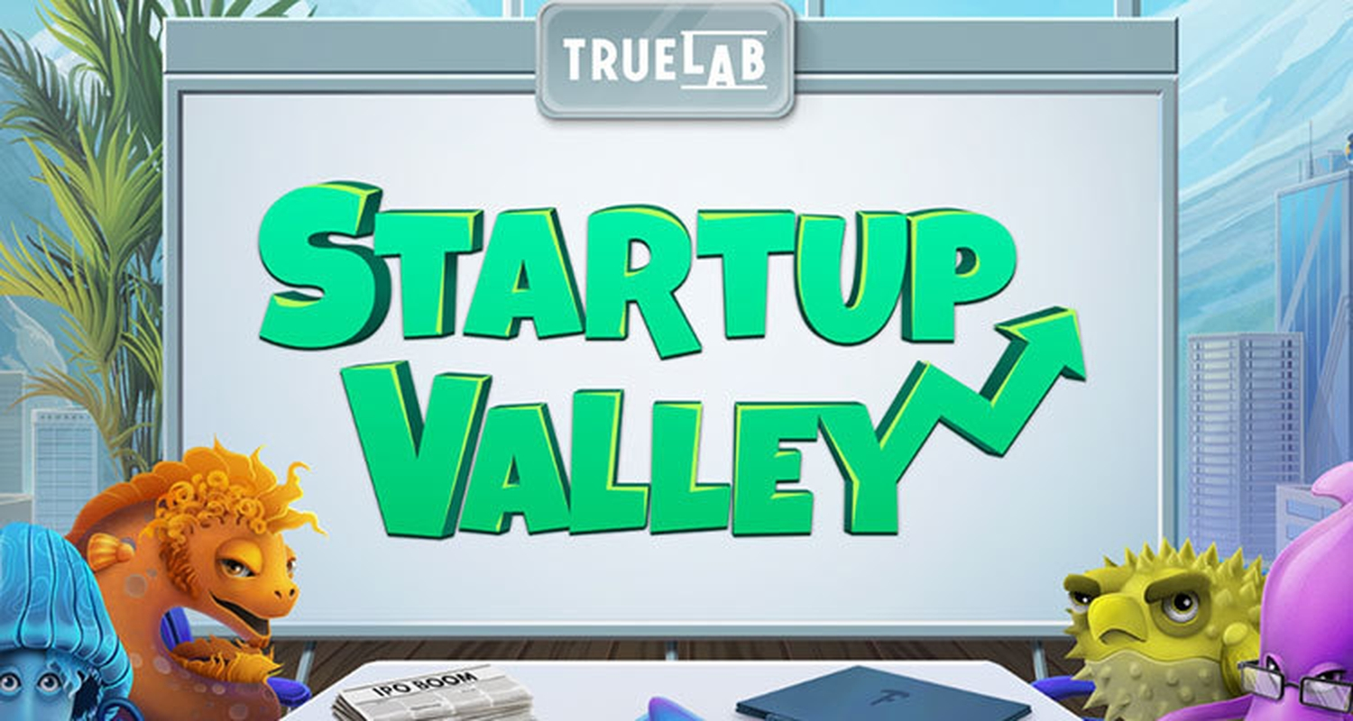 Se Startup Valley Online Slot Demo Game, TrueLab Games