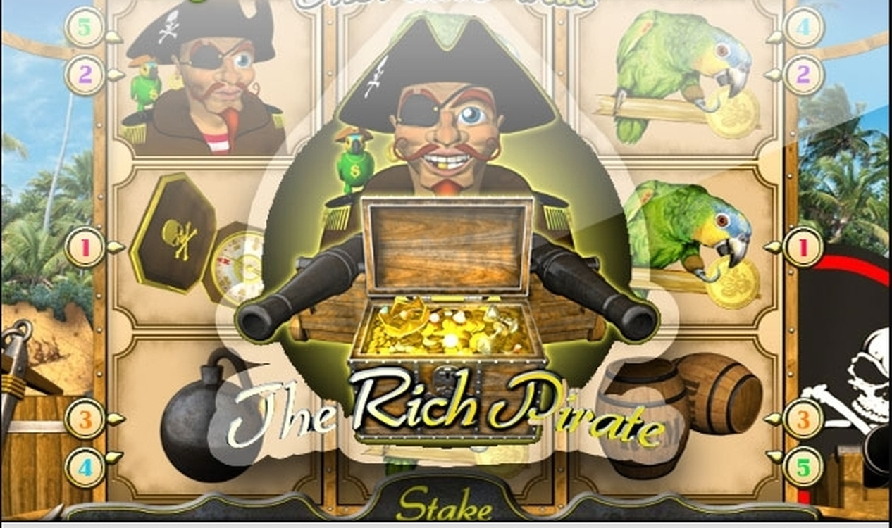 Se Rich Pirate Online Slot Demo Game, AlteaGaming