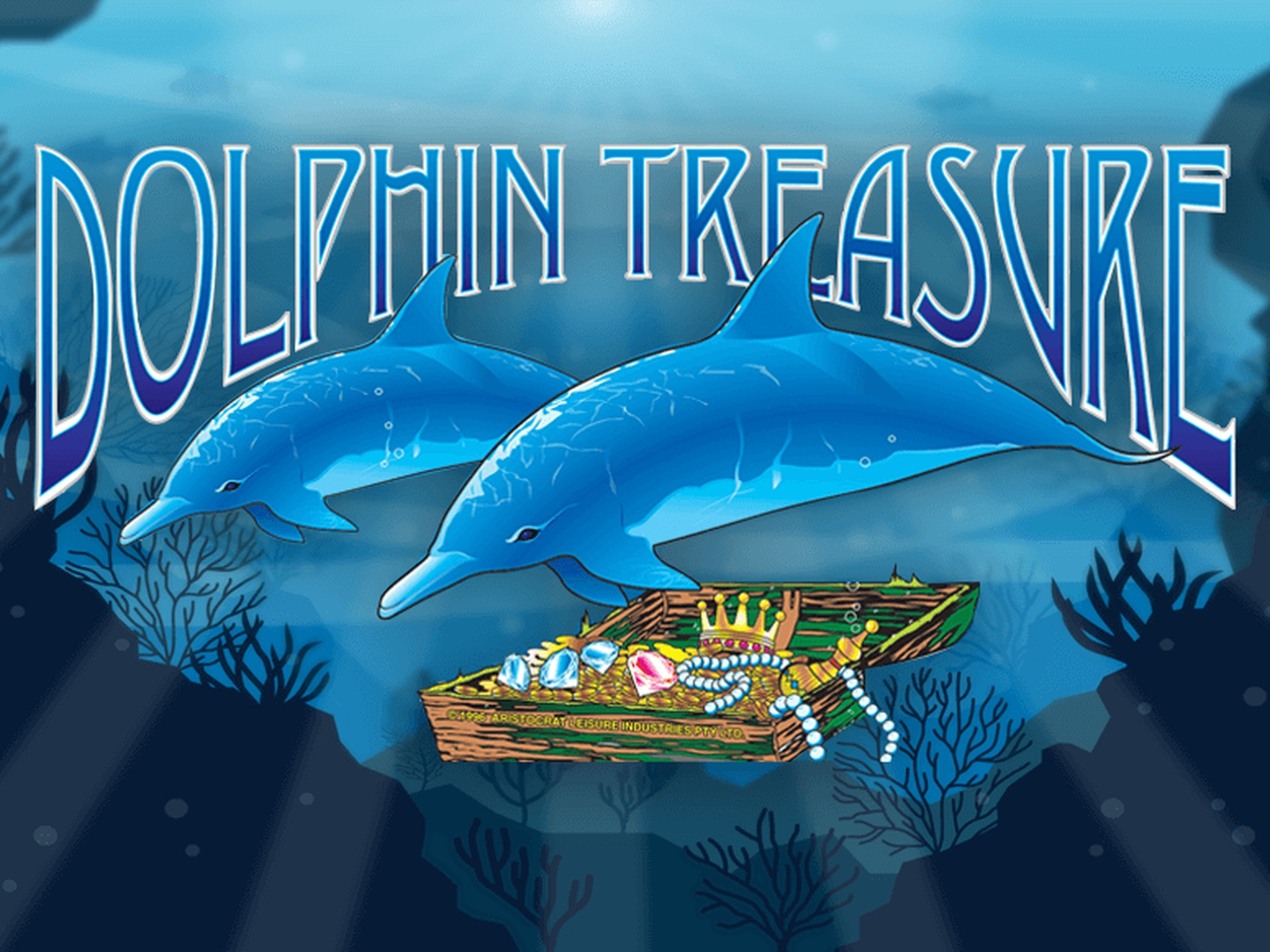 Se Dolphin Treasure Online Slot Demo Game, Aristocrat