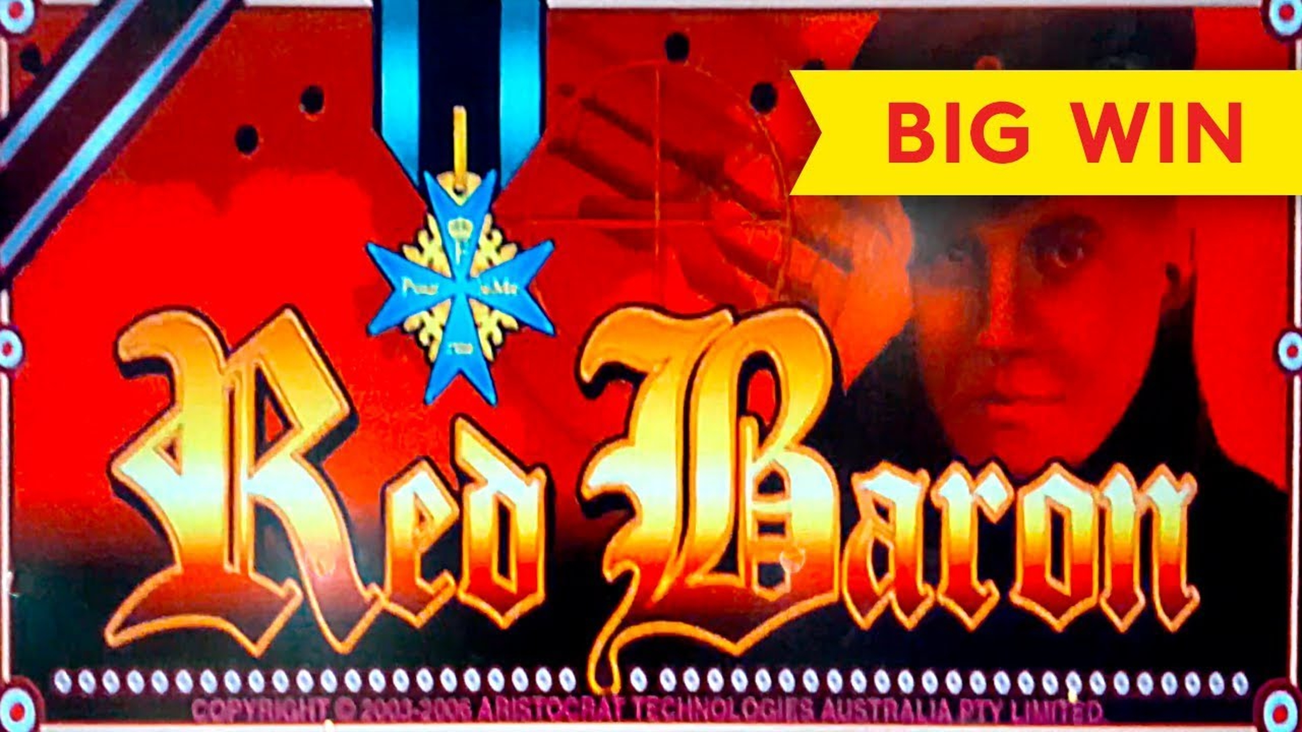 Se Red Baron Online Slot Demo Game, Aristocrat