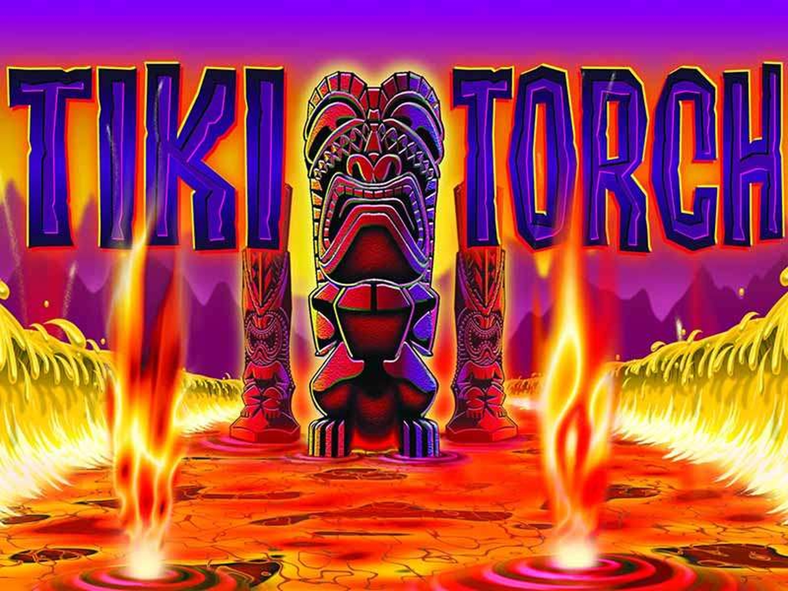 Se Tiki Torch Online Slot Demo Game, Aristocrat