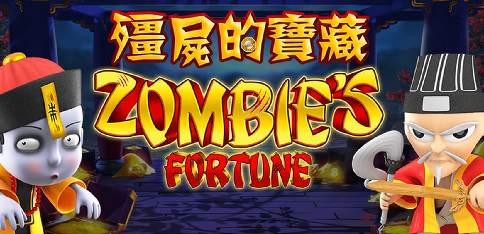 Se Zombie's Fortune Online Slot Demo Game, Aspect Gaming