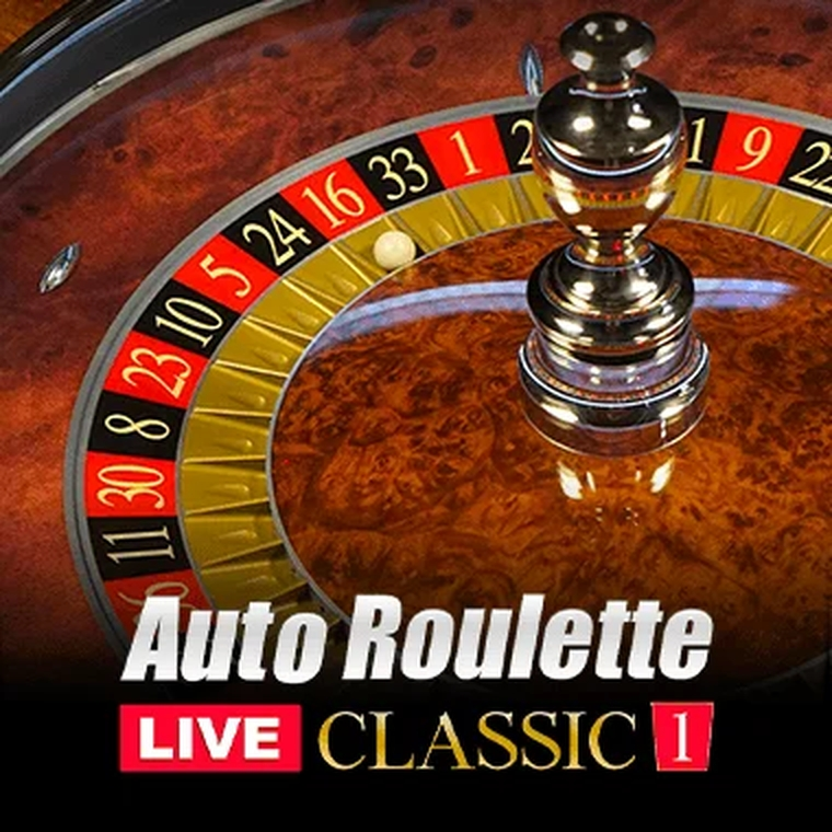 Se Auto Roulette Classic 1 Live Online Slot Demo Game, Authentic Gaming