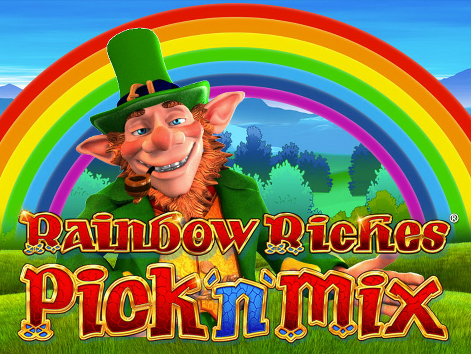 Se Rainbow Riches Pick'n'Mix Online Slot Demo Game, Barcrest Games