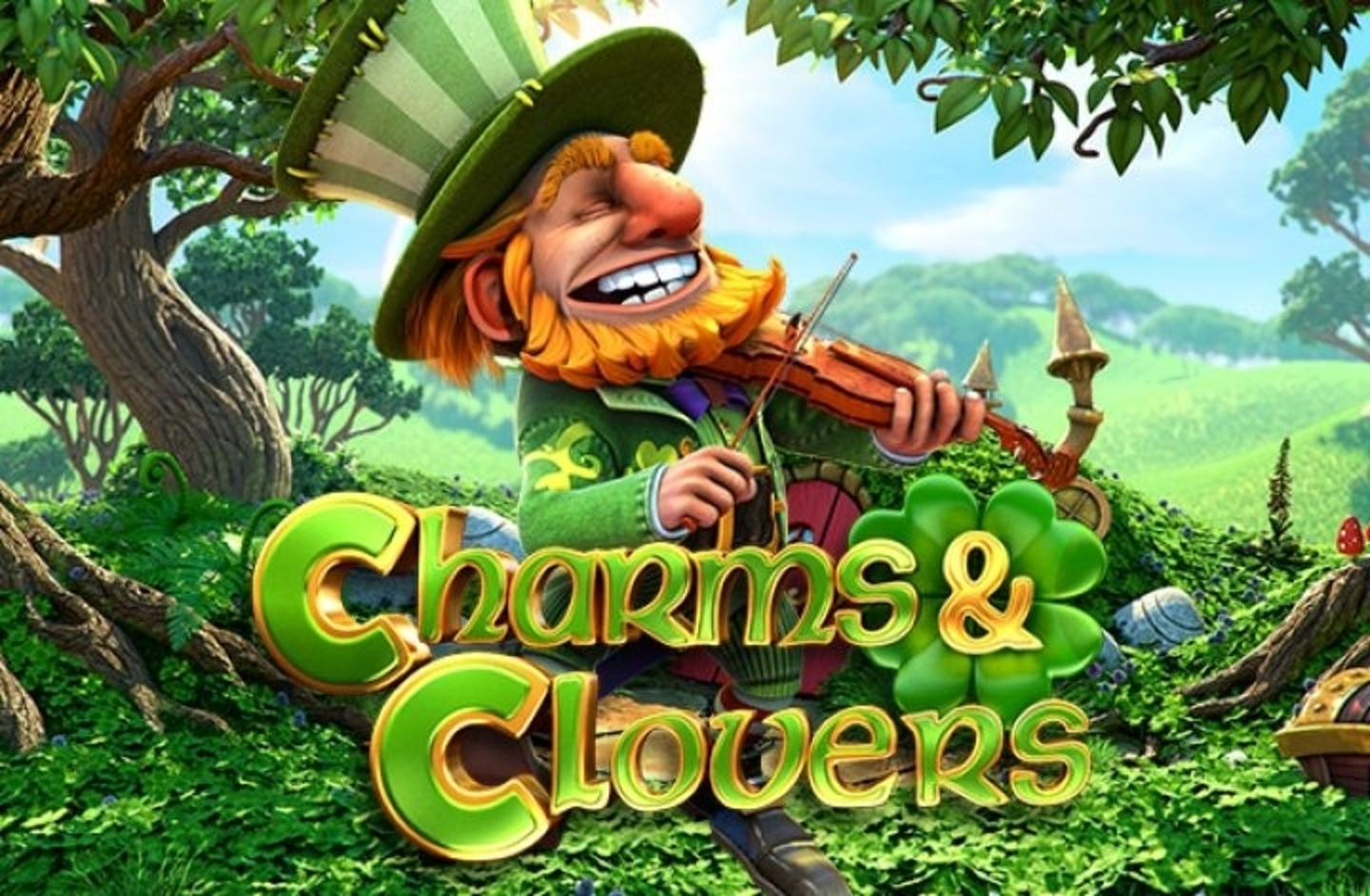 Se Charms and Clovers Online Slot Demo Game, Betsoft