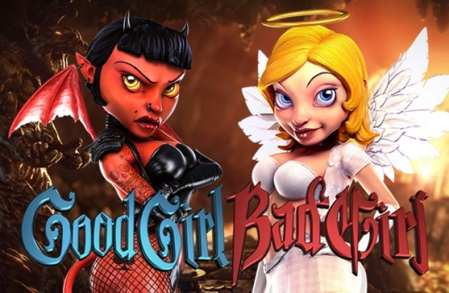 Se Good Girl Bad Girl Online Slot Demo Game, Betsoft