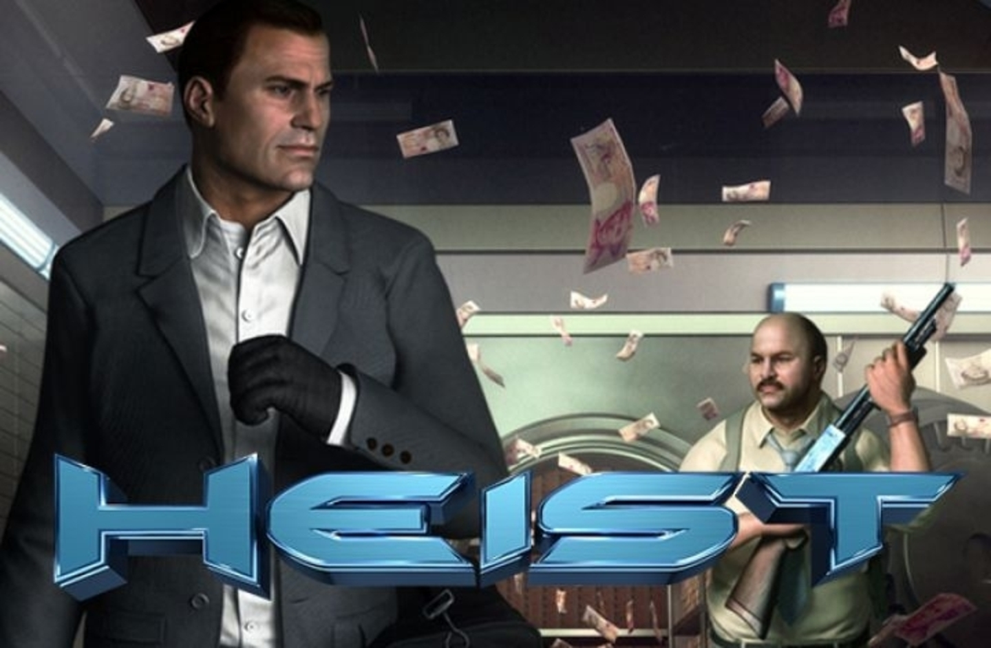 Se Heist (Betsoft) Online Slot Demo Game, Betsoft