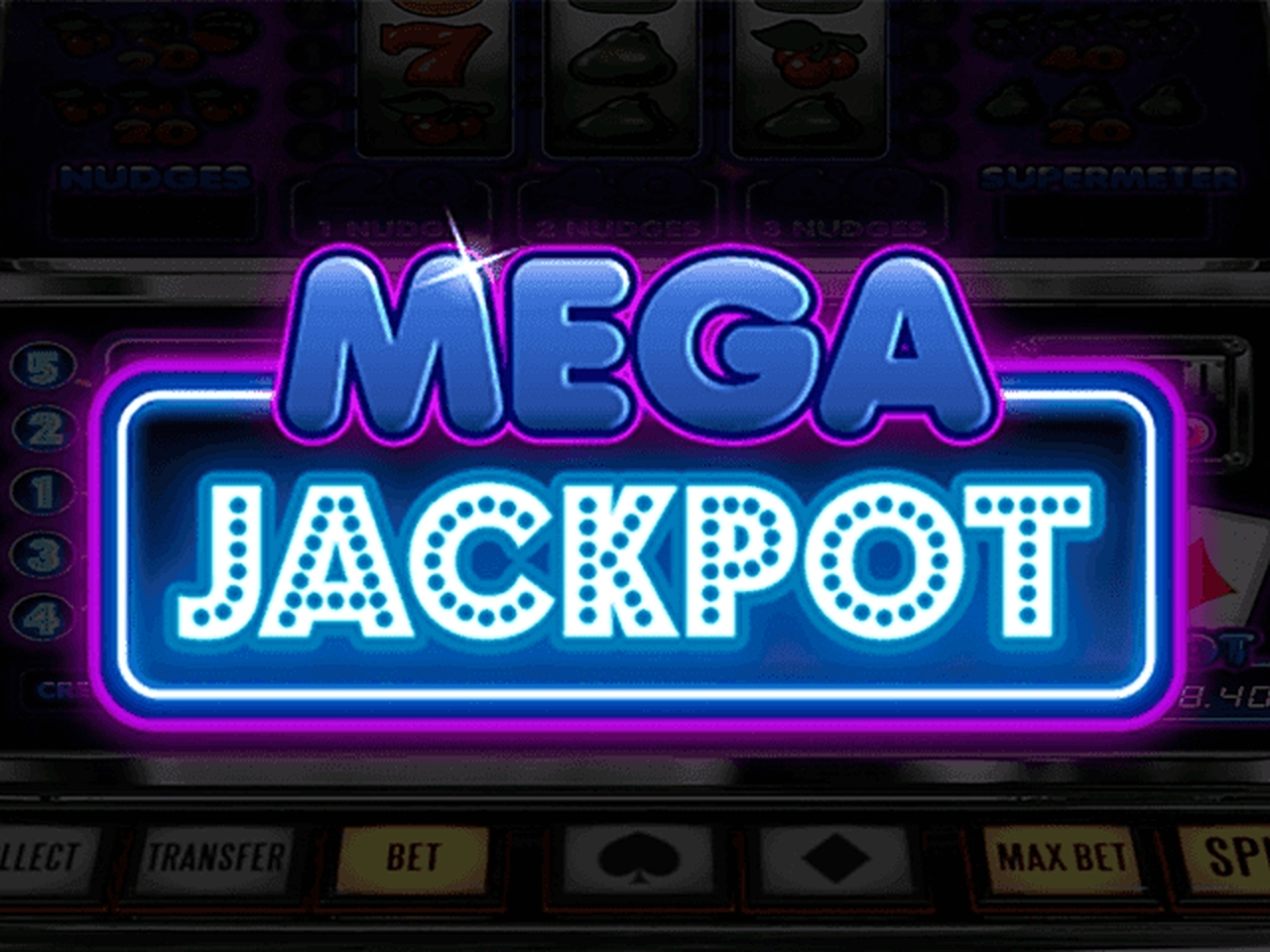 Se Mega Jackpot Online Slot Demo Game, Betsoft