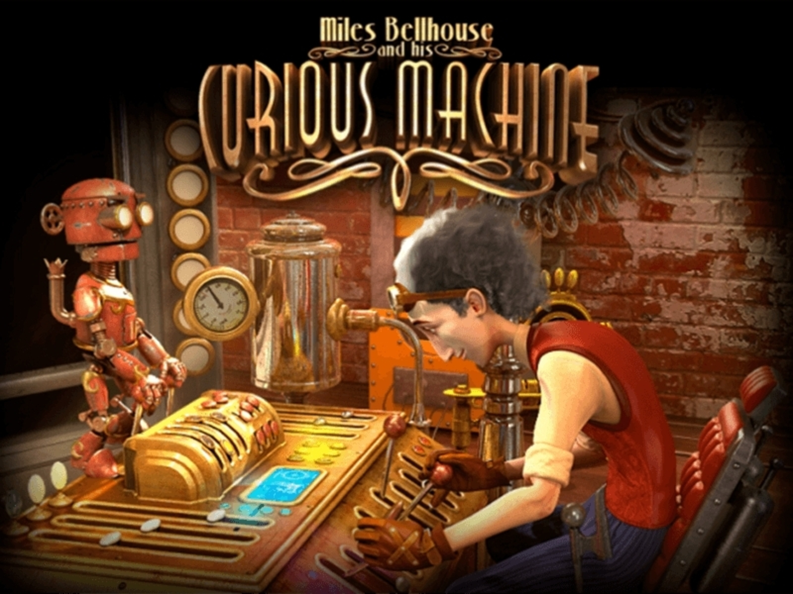 Se The Curious Machine Online Slot Demo Game, Betsoft