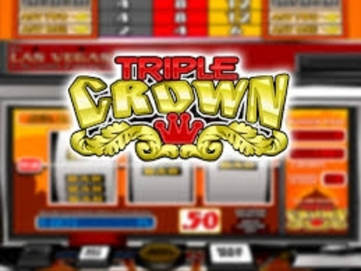 Se Triple Crown Online Slot Demo Game, Betsoft
