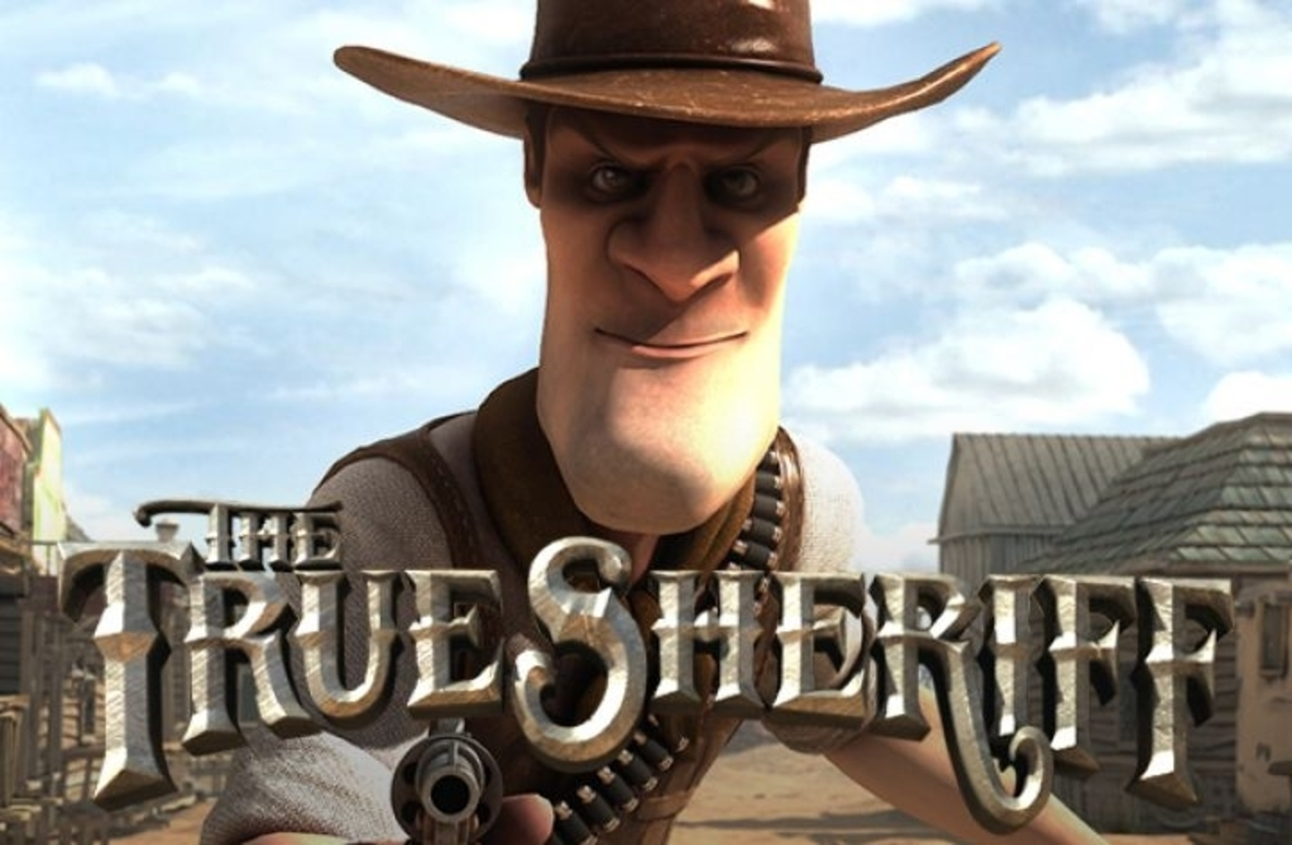 Se True Sheriff Online Slot Demo Game, Betsoft