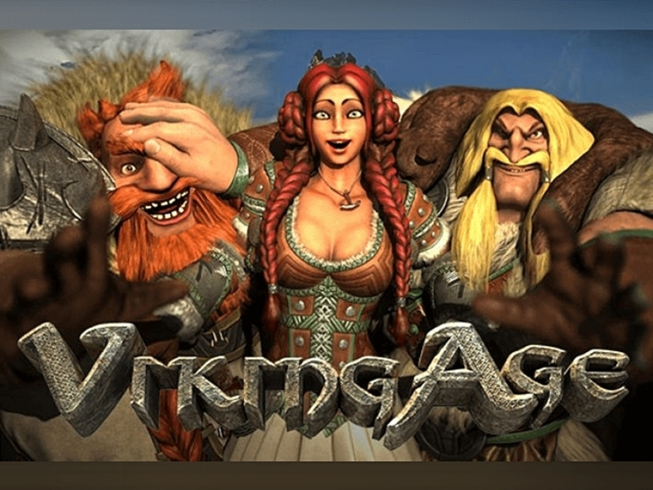 Se Viking Age Online Slot Demo Game, Betsoft