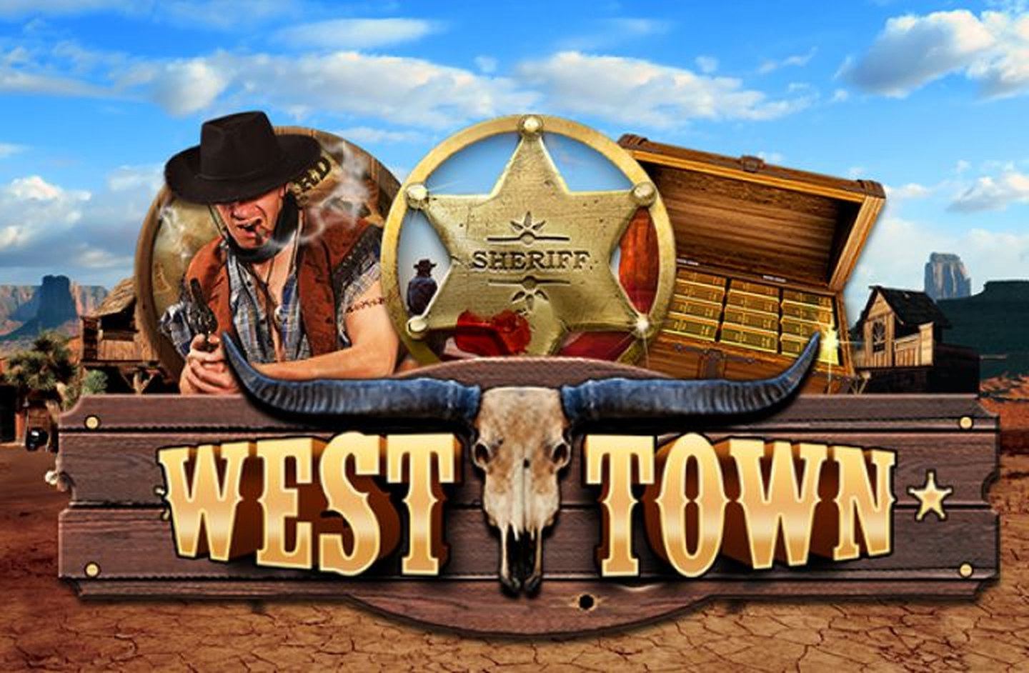 Se West Town Online Slot Demo Game, BGAMING