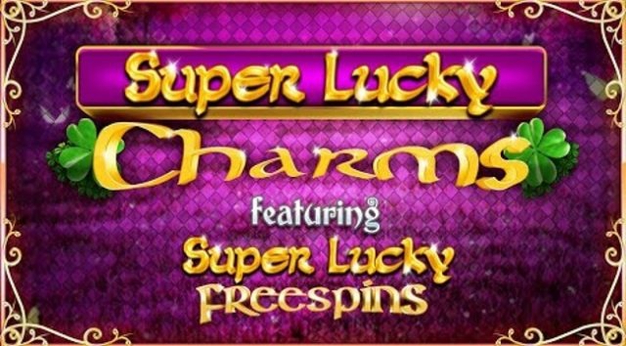 Se Super Lucky Charms Online Slot Demo Game, Blueprint Gaming