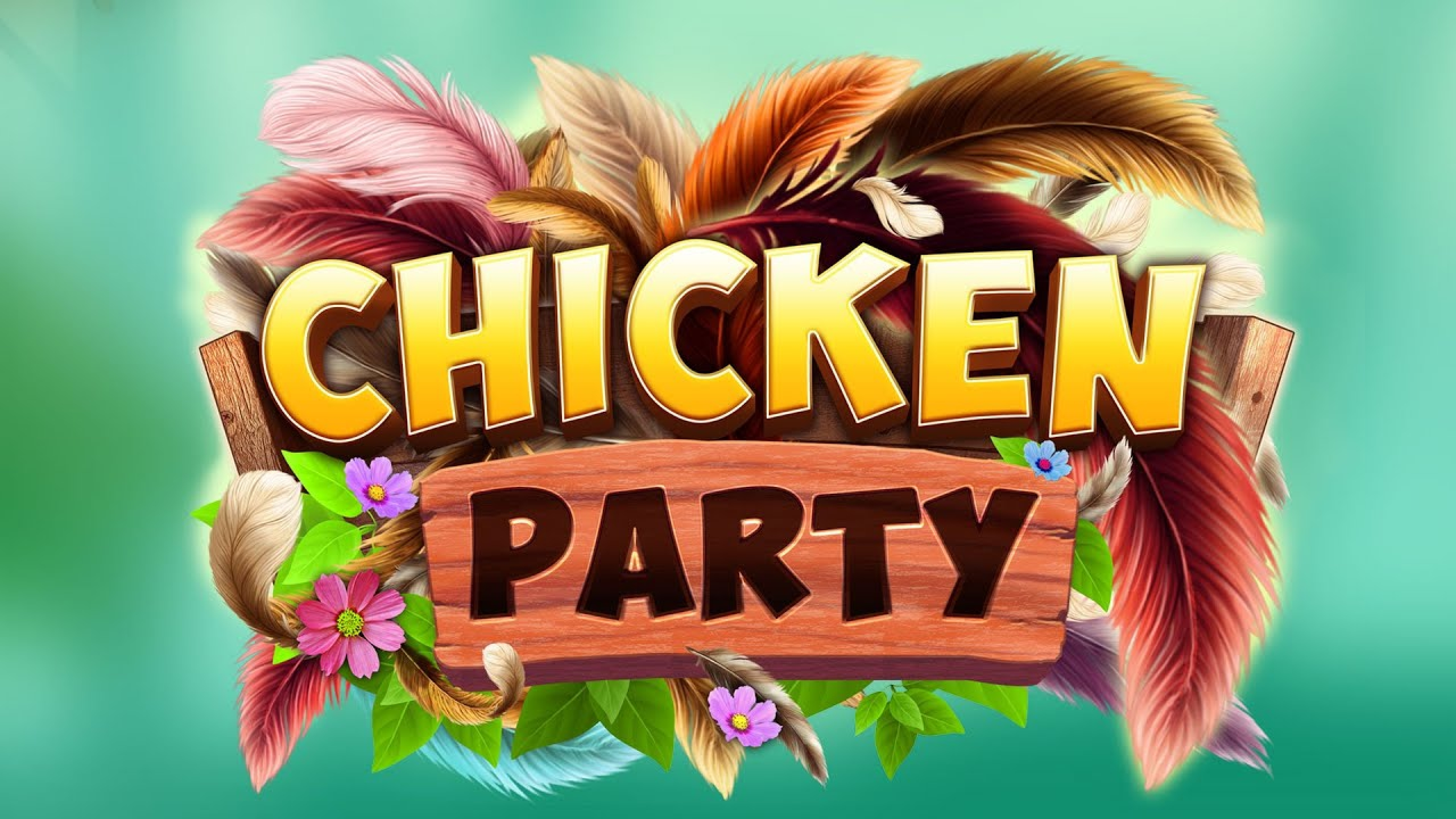 Se Chicken Party Online Slot Demo Game, Booming Games