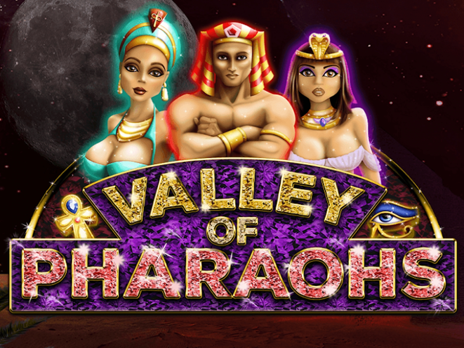 Se Valley of Pharaohs Online Slot Demo Game, Booming Games