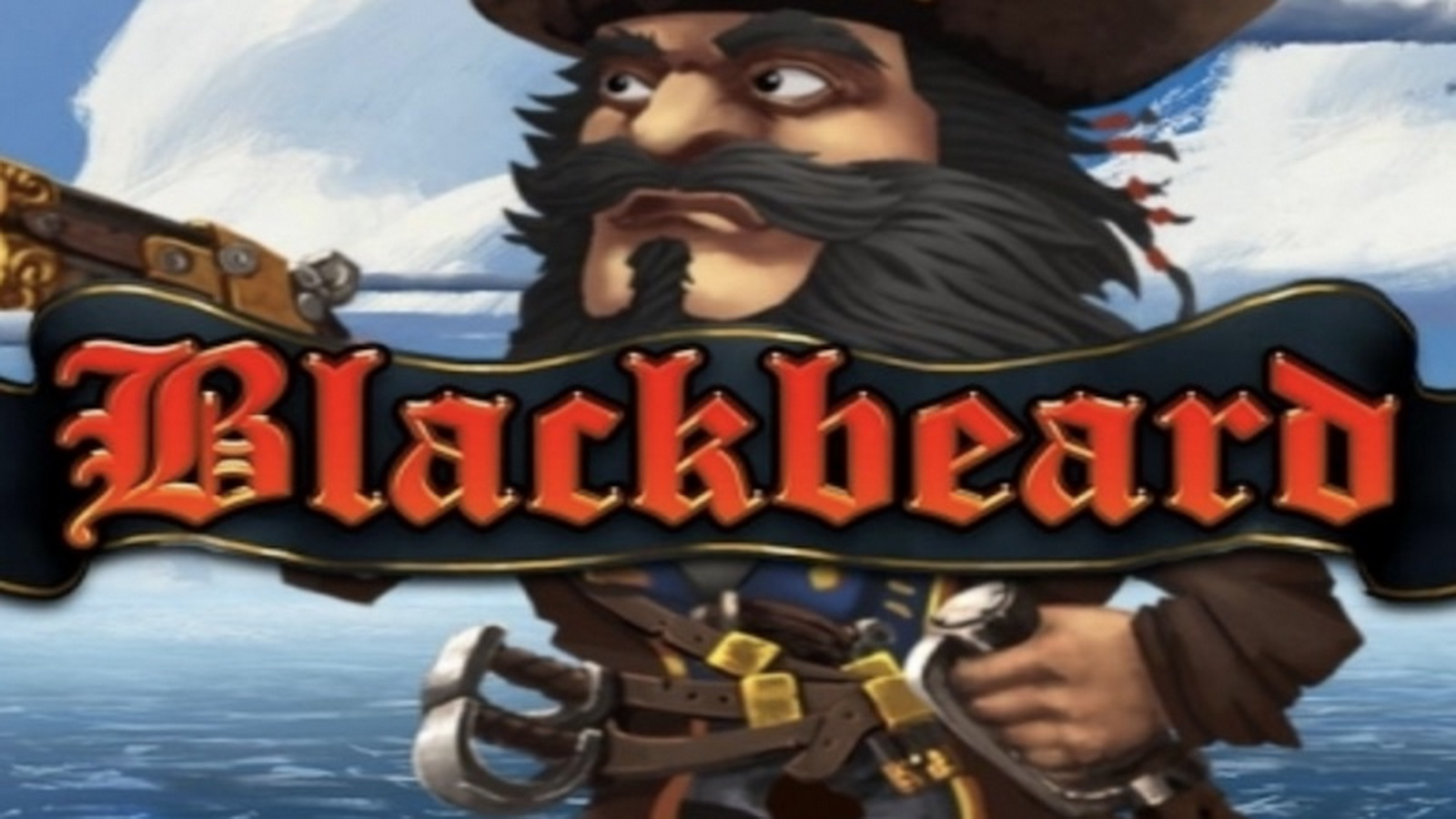Se Blackbeard (Bulletproof Games) Online Slot Demo Game, Bulletproof Games