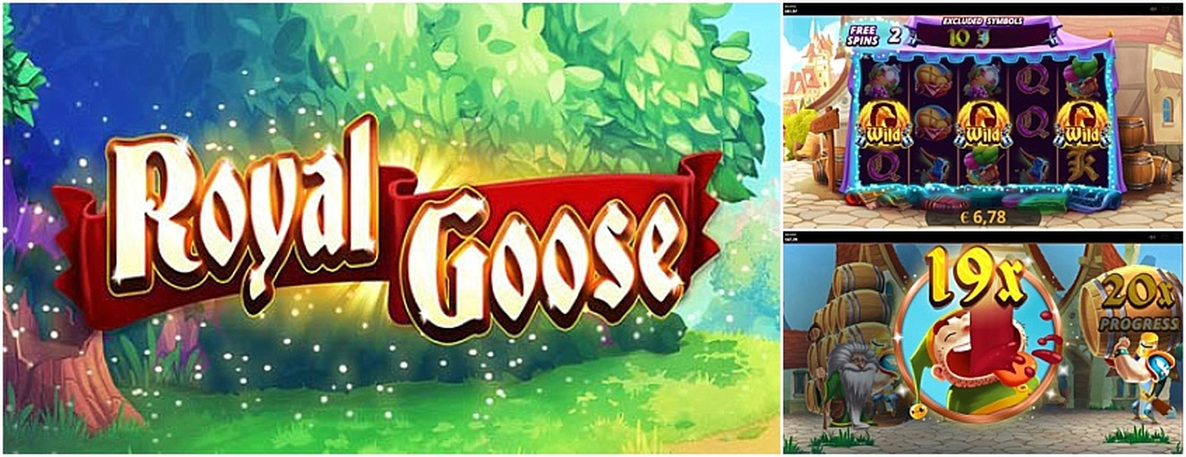 Se Royal Goose Online Slot Demo Game, Cayetano Gaming