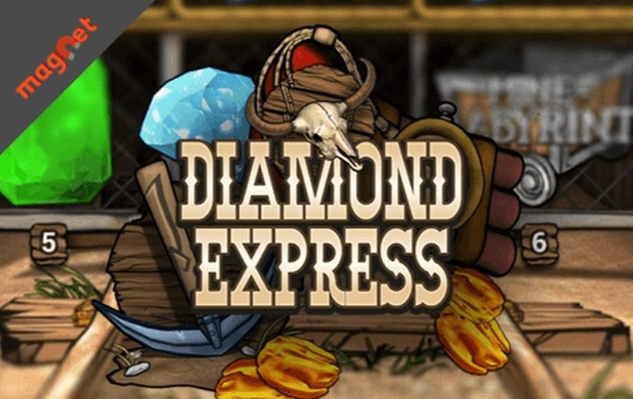 Se Diamond Express Online Slot Demo Game, Magnet Gaming