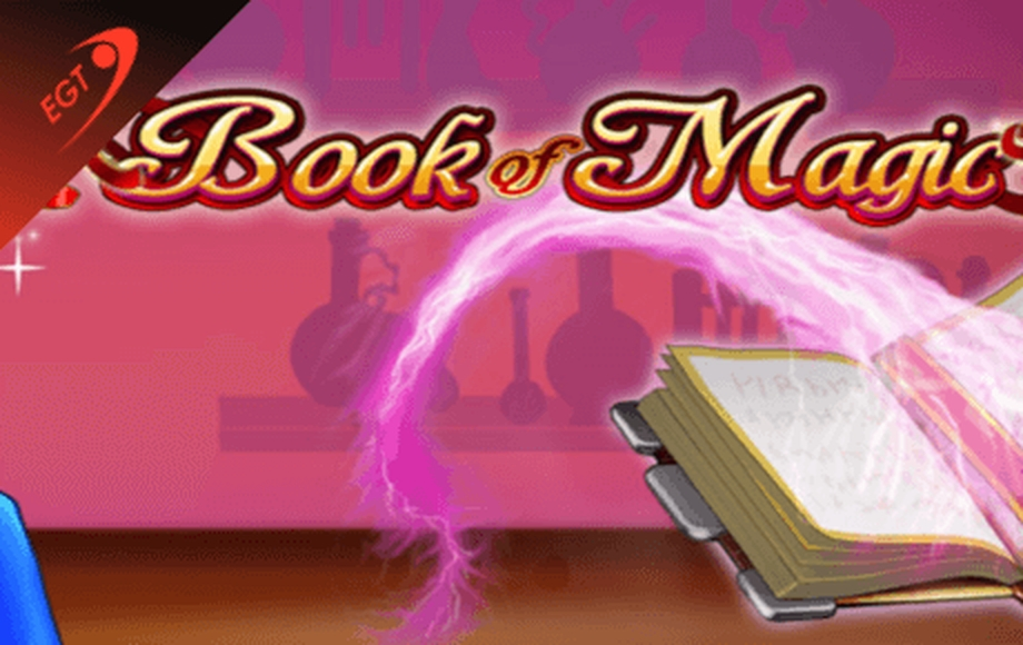 Se Book of Magic (EGT) Online Slot Demo Game, EGT