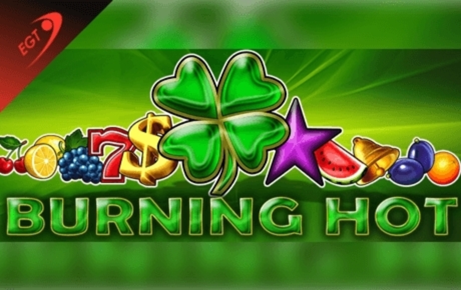 Se Burning Hot Online Slot Demo Game, EGT
