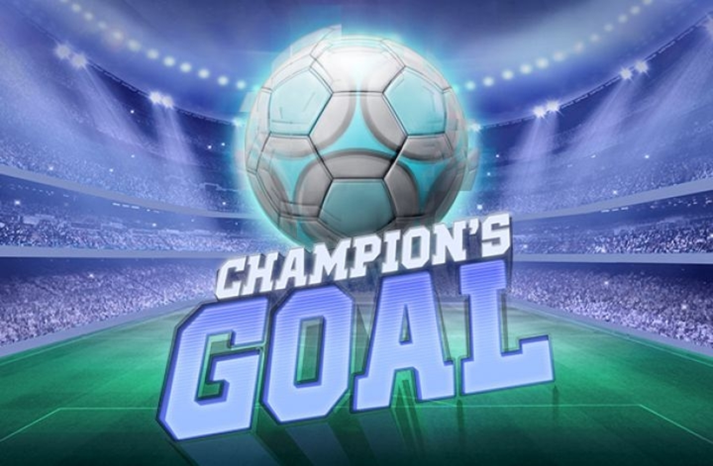 Se Champion's Goal Online Slot Demo Game, ELK Studios