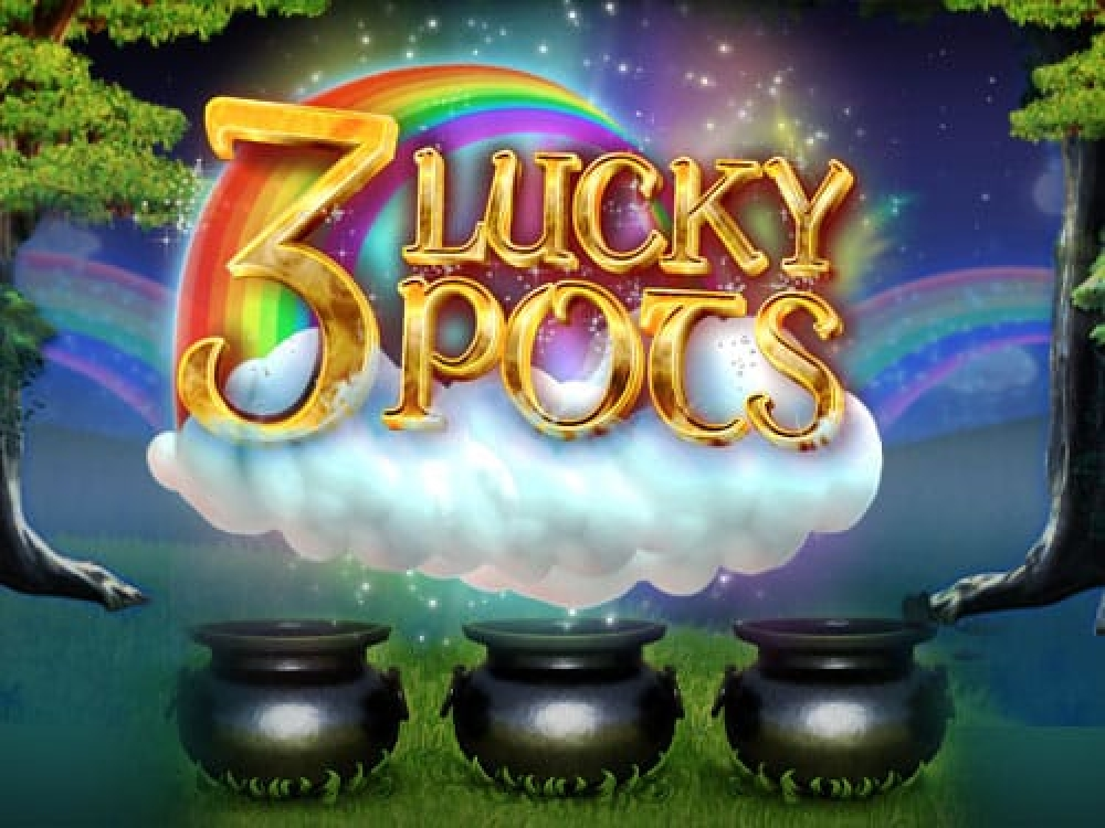Se 3 Lucky Pots Online Slot Demo Game, Endemol Games
