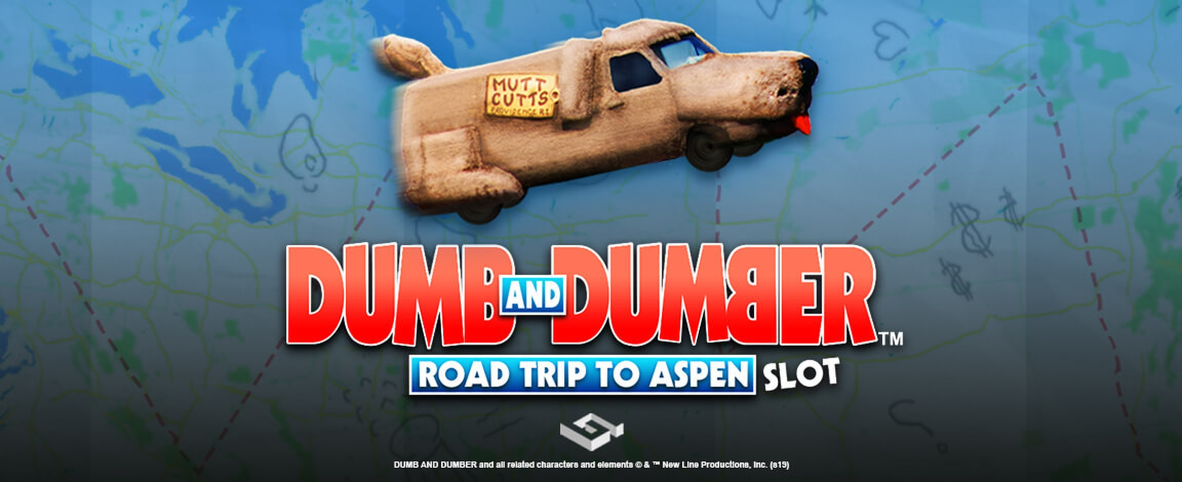 Se Dumb and Dumber Online Slot Demo Game, Endemol Games
