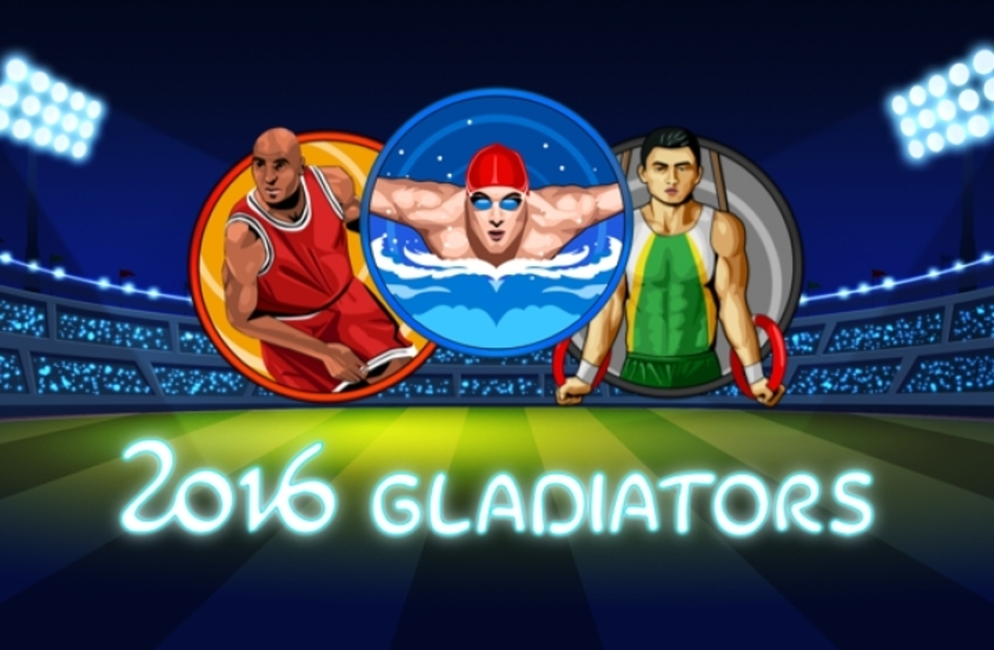 Se 2016 Gladiators Online Slot Demo Game, Endorphina